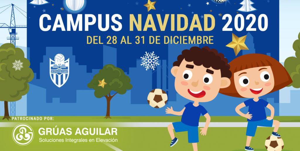Web Campus Navidad